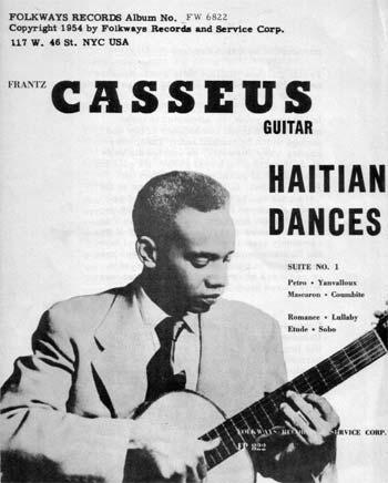 Frantz Casseus Haitian Dances