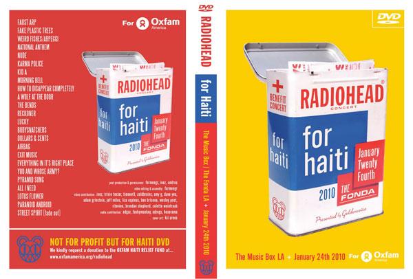radiohead haiti