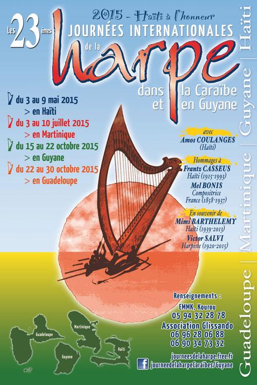 Festival Harpe Haiti